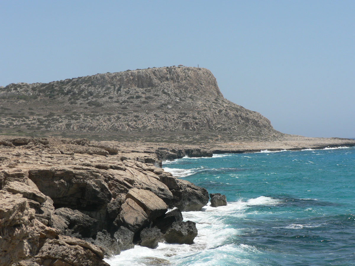 кипр фото мыс греко
