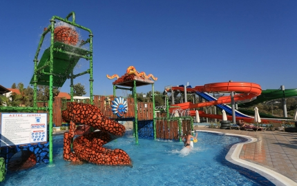 Отель Aqua Sol Holiday Village Water Park Resort на Кипре