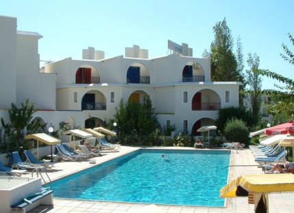 Pandream Hotel Apartments 4* в Пафосе