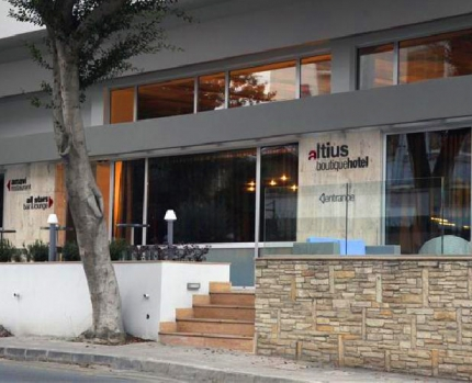 Altius Boutique Hotel в Никосии