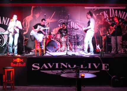 Savino Live Music Venue в Ларнаке