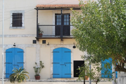 Sappho Manor House Traditional Apartments