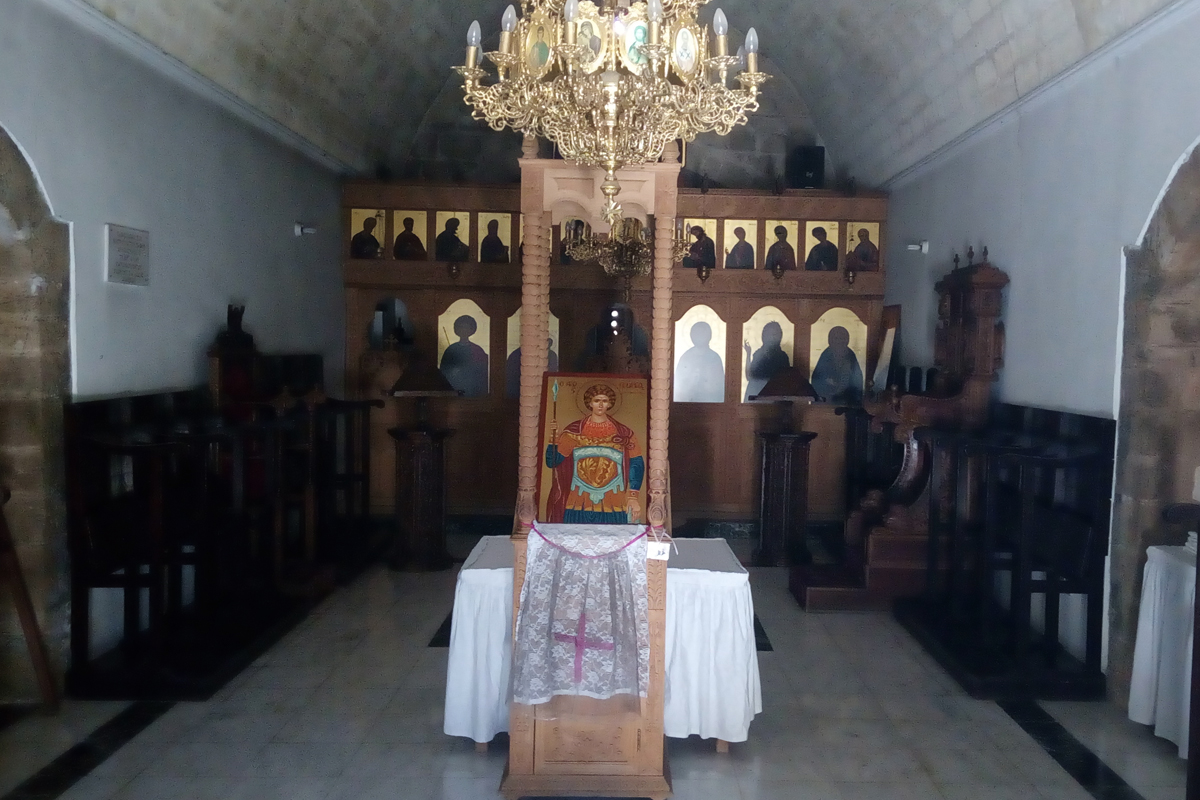 Церковь Святого Лазаря на Кипре Достопримечательности Кипра