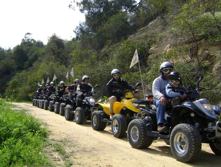 Quad Bike Safari Cyprus