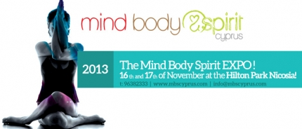 "Выставка ""Mind, Body & Spirit 2013"" в Никосии"