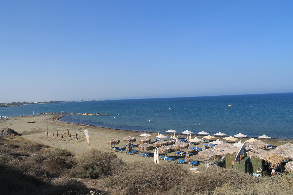 пляж фарос в пафосе фото отзывы ввели